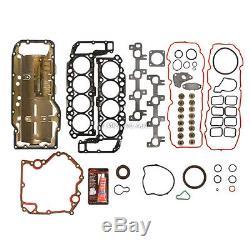 Engine Rebuild Kit Fit 02-03 Dodge Ram 1500 Dakota Durango 4.7L SOHC V8