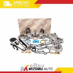 Engine Rebuild Kit Fit 83-84 Toyota Pick Up Celica 4Runner 2.4L SOHC 22R 22RE