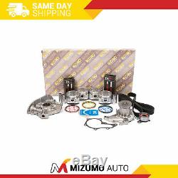 Engine Rebuild Kit Fit 85-87 Toyota MR2 Corolla GTS 1.6L DOHC 4AGELC