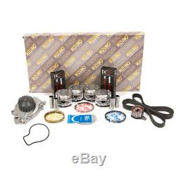 Engine Rebuild Kit Fit 86-89 Acura Integra 1.6 DOHC D16A1