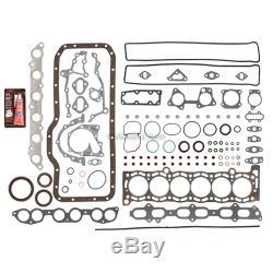 Engine Rebuild Kit Fit 86-92 Toyota Supra 3.0L DOHC 7MGE