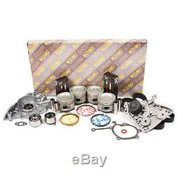 Engine Rebuild Kit Fit 87-93 Mazda B2200 2.2L SOHC 8V F2L F2G