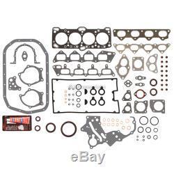 Engine Rebuild Kit Fit 90-92 Eagle Mitsubishi Plymouth Turbo 2.0L DOHC 4G63T