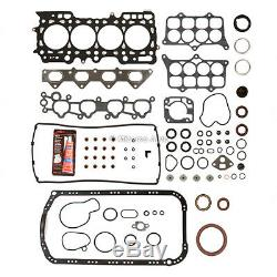 Engine Rebuild Kit Fit 92-96 Honda Prelude 2.3L DOHC H23A1