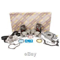 Engine Rebuild Kit Fit 94-00 Suzuki Sidekick X90 Esteem Sidekick 1.6 G16KV