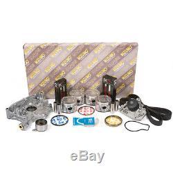 Engine Rebuild Kit Fit 96-01 Acura Integra GS LS RS 1.8L DOHC B18B1