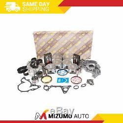 Engine Rebuild Kit Fit 99-03 Mitsubishi Montero Sport 3.0 SOHC 24V 6G72