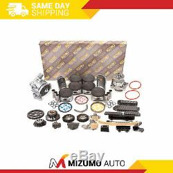 Engine Rebuild Kit Fit Suzuki XL-7 Grand Vitara 2.7L DOHC H27A