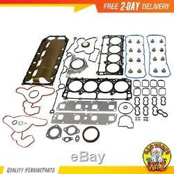 Engine Rebuild Kit Fits 03-06 Dodge Durango Ram 1500 5.7L V8 OHV 16v HEMI