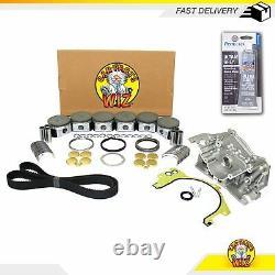 Engine Rebuild Kit Fits 05-06 Chrysler Dodge 300 Charger 3.5L V6 SOHC 24v VIN G