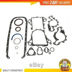 Engine Rebuild Kit Fits 92-04 GMC Chevrolet Hummer 6.5L Cu. 395, OHV, DIESEL