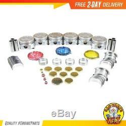 Engine Rebuild Kit Fits 96-98 Chevrolet GMC Astro Blazer 4.3L V6 OHV 12v