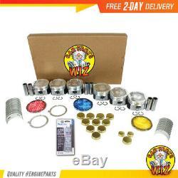 Engine Rebuild Kit Fits 98-05 Lexus Toyota GS300 IS300 3.0L L6 DOHC 24v 2JZGE