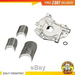 Engine Rebuild Kit Fits 99-01 Ford E-150 Econoline Club Wagon 5.4L V8 SOHC 16v