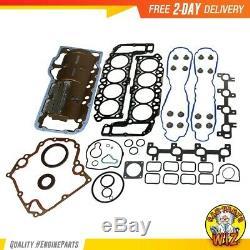 Engine Rebuild Kit Fits 99-03 Dodge Jeep Dakota Durango 4.7L V8 SOHC 16v VIN N