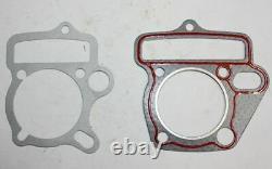 Engine Rebuild Kit Head Cylinder Barrel Piston Gasket YX 125cc PIT PRO DIRT BIKE