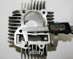 Engine Rebuild Kit Head Cylinder Barrel Piston Gasket YX 160cc PIT PRO DIRT BIKE