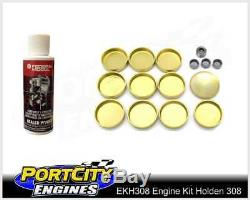 Engine Rebuild Kit Holden V8 308 Red Blue Black Torana LH LX Statesman WB