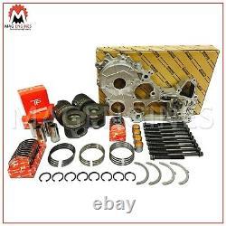 Engine Rebuild Kit Toyota 1kd-ftv D-4d For LC Prado Hilux Fortuner 3.0 Ltr 02-11