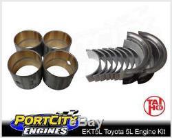 Engine Rebuild Kit Toyota 4cyl 5L 3.0L Hilux LN147 LN167 LN172 Diesel