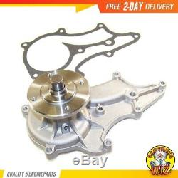 Engine Rebuild Kit Water Pump Bolts Fits 85-95 Toyota 2.4L SOHC 22R 22RE 22REC