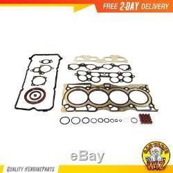 Engine Rebuild Kit Water Pump Fits 02-06 Nissan Sentra Altima 2.5L DOHC QR25DE