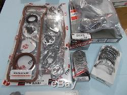 Engine Rebuild Kit fits Datsun L16 Engines 510 521 620 1968-1974
