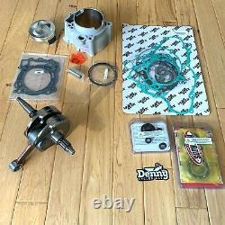 Engine Rebuild Kit for 2004-2009 Yamaha YFZ450 95mm Cylinder Piston Crankshaft