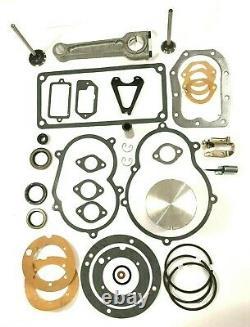 Engine Rebuild Overhaul Kit Fits Briggs & Stratton 14 & 16hp Cast Iron Engines