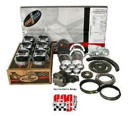 Engine Rebuild Overhaul Kit for 1968-1985 Ford 300 4.9L Inline 6 L6 Engines