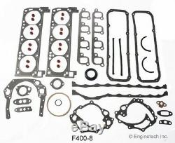 Engine Rebuild Overhaul Kit for 1970 1971 1972 Ford 351C 5.8L Cleveland