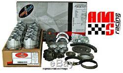 Engine Rebuild Overhaul Kit for 1987-1990 Ford HO 302 5.0L