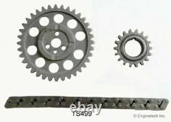 Engine Rebuild Overhaul Kit for 1987-1992 Chevrolet SBC 305 5.0L V8