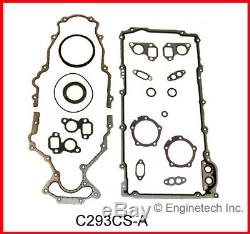 Engine Rebuild Overhaul Kit for 1999-2001 Chevrolet Pontiac LS1 5.7L VIN G