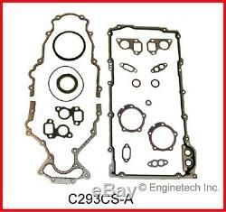 Engine Rebuild Overhaul Kit for 2007 Chevrolet GMC Gen III 6.0L VIN N, U