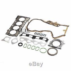 Engine Rebuild Overhaul Repair Kit For VW Golf Jetta Audi 1.4 TFSI BLG CAVD CTH