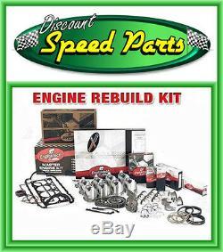 Enginetech 1985-1995 Mercruiser Chevy Marine 350 5.7L Engine Rebuild Kit