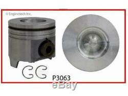 Enginetech Engine Rebuild Kit For 94-03 Ford Powerstroke Diesel 7.3l Pistons