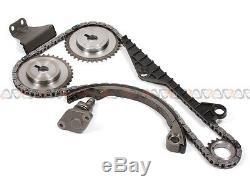 Fit 94-99 Nissan Sentra 200SX Infiniti G20 2.0L DOHC Engine Rebuild Kit SR20DE