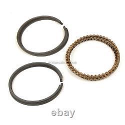 Fit 96-00 Honda Civic De Sol Full Gasket Piston Bearing Ring D16Y7 D16Y8 D16Y5