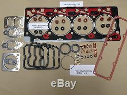Fit Cummins 4BT 3.9 4 Cylinder Automotive Overhaul Kit Rebuild Kit Hot Rod