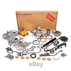 Fits 83-84 Toyota Pickup Celica 4Runner 2.4L Overhaul Engine Rebuild Kit 22REC