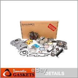 Fits 95-99 Nissan Sentra 200SX 1.6L DOHC Engine Rebuild Kit GA16DE