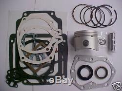 Fits Kohler Engine REBUILD KIT FOR all K241 piston std withgaskets for 10hp Kohler