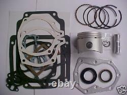 Fits NEW Kohler Engine REBUILD KIT FOR the 14hp Kohler K321, M14