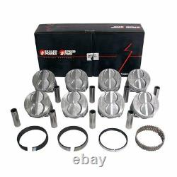 Ford 289 302 1963-82 Stage 2 Master Engine Rebuild Kit Pistons+Gaskets+Perf Cam+
