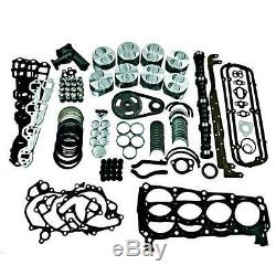 Ford 289 Hi Po Performance kit Ford 289 Master Kit with Solid Cam/Lifters