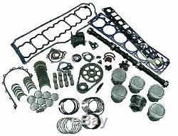 Ford 6 cylinder 300 84-5/14/85 Master engine Overhaul Kit ek0434