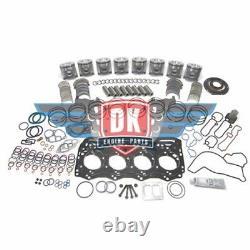 Ford Powerstroke 6.0 Diesel 2003-2007 Overhaul Kit Engine Rebuild
