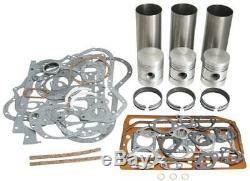 Fordson Dexta Engine Rebuild Kit